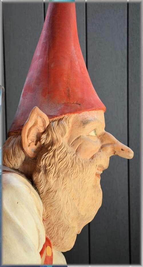 Art Wood Art Fairy Tales Jiminy Cricket Leprechaun