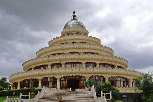 Art Of Living International Center Meditation Hall