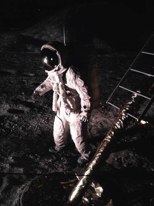 Astronaut Space Universe Astronautics Nasa