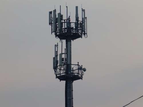 Átjátszótorony Reléállomás Cell Phone Tax
