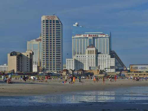 Atlantic City Ocean Beach Hotel Casino Vacation