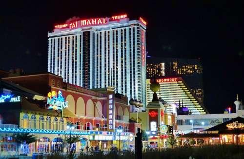 Atlantic City Ocean Holiday Boardwalk Hotels