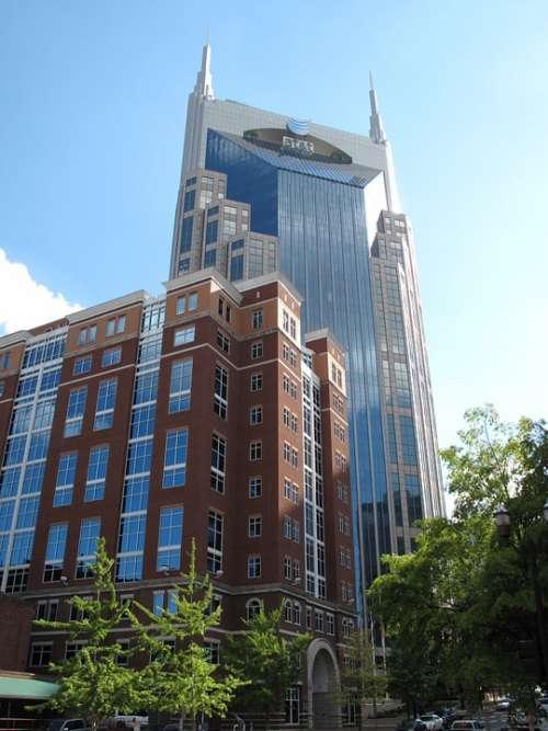 Att Tower Nashville Tenesse