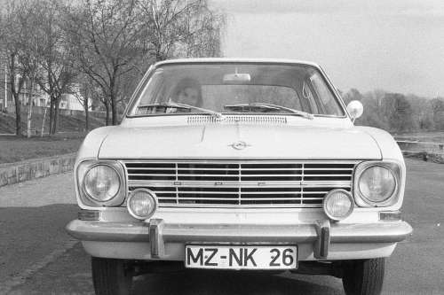 Auto Oldheimer Old Opel Cadet 1967 Classic