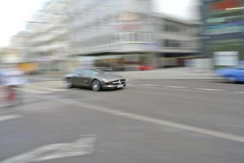 Auto Drive Automotive Speed