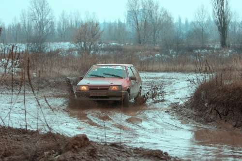 Auto Car Machine Racing Road Tuning Rally Dirt
