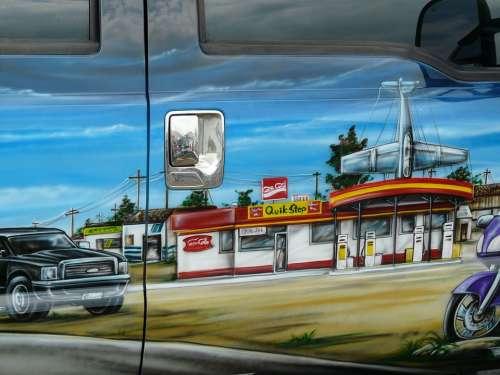 Auto Paintwork Car Paint