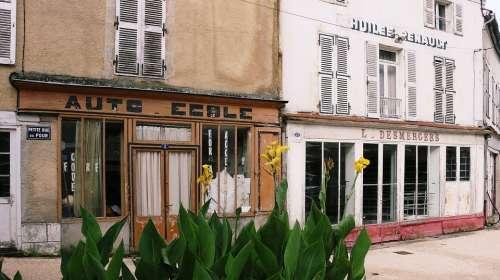 Auto School Trade Village Lormes Burgundy Nièvre