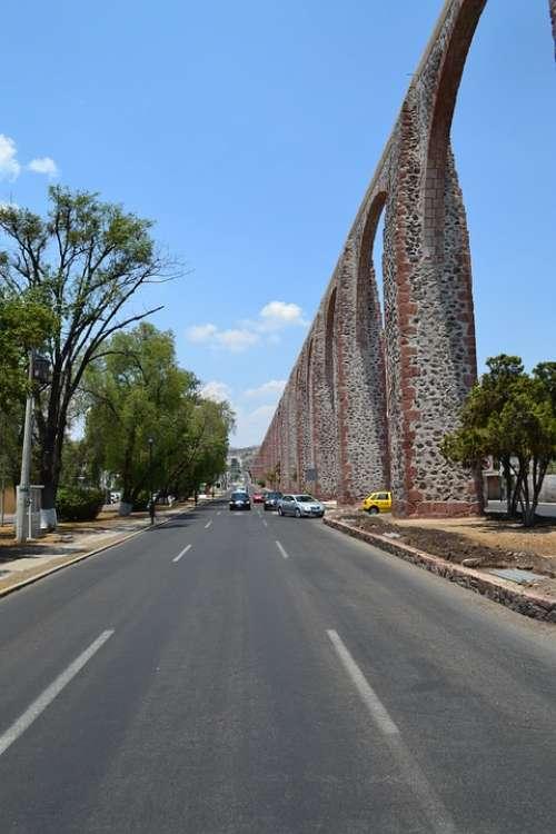 Avenue Queretaro Mexico