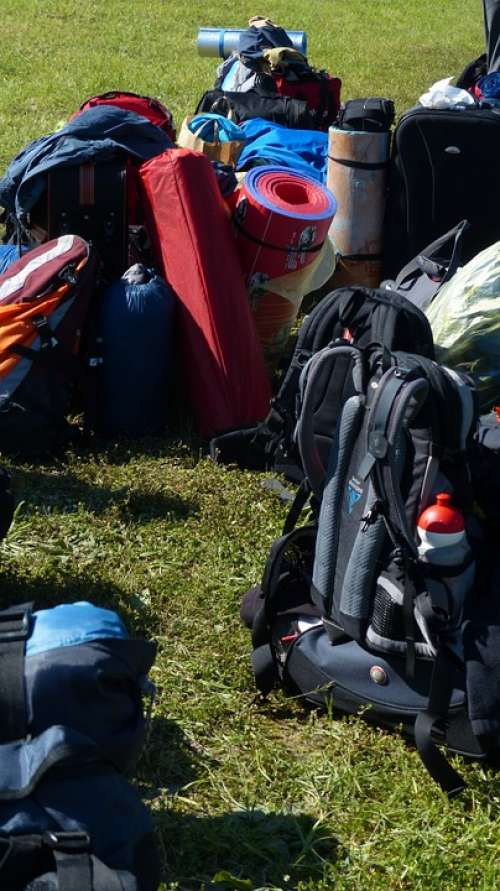 Backpacks Luggage Travel