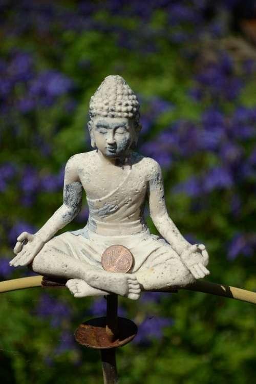 Balance Zen Buddha Image Meditation Spirituality