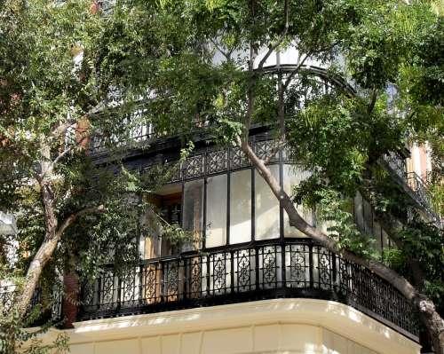 Balcony Apartment Spain Madrid