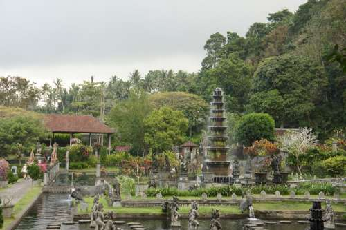 Bali Water Temple Vacations Water