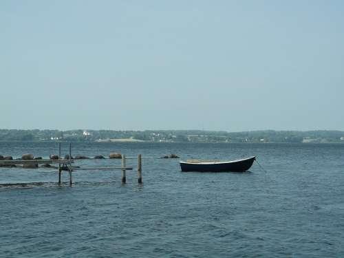 Baltic Sea Sea Boat