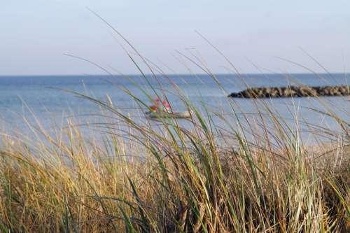 Baltic Sea Water Beach Sea Coast Rest
