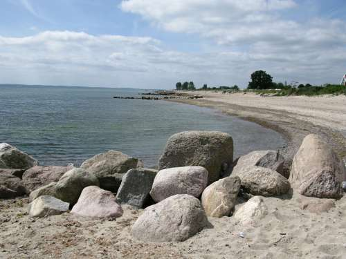 Baltic Sea Sea Baltic Sea Beach Coast Beach Bank
