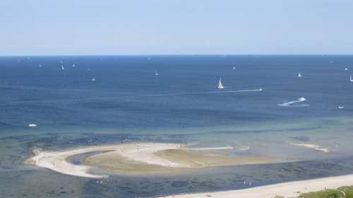 Baltic Sea Sea Vacations Water Coast Beach