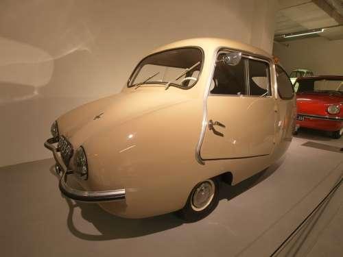 Bambino 1955 Car Automobile Vehicle Motor Vehicle