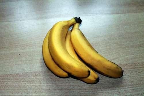 Banana Fruit Tropical Exotic