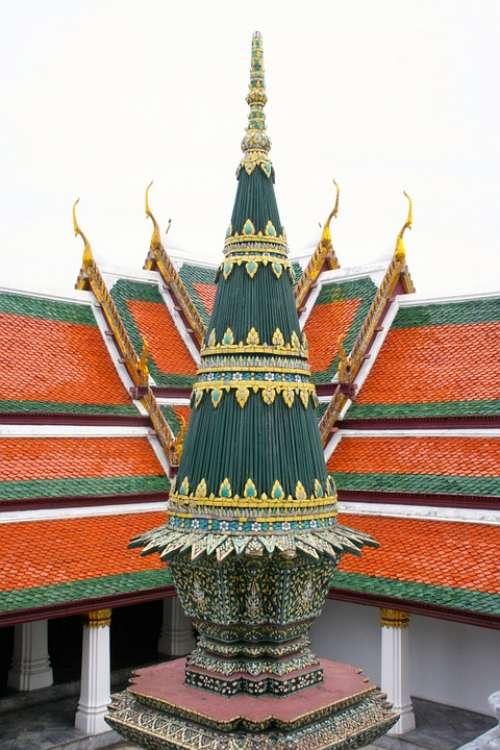 Bangkok Royal Palace Thailand