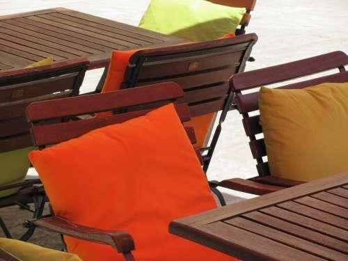 Bar Local Hard Drive Pillow Table Chairs Seats