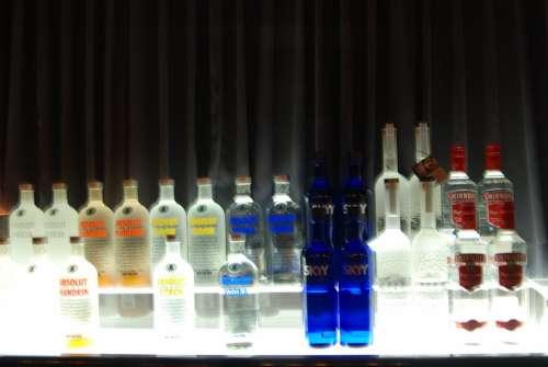 Bar Vodka Alcohol Drinks Cocktail