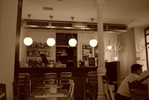 Bar Madrid Tapas Cane
