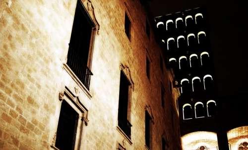 Barcelona Architecture Catalonia Art City