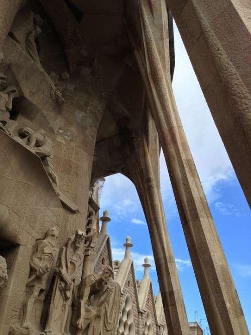 Barcelona Gaudí Sagrada Familia