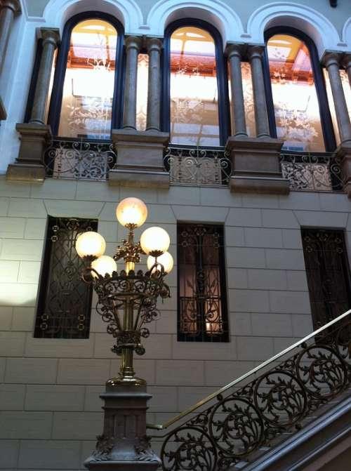 Barcelona Facade Spain