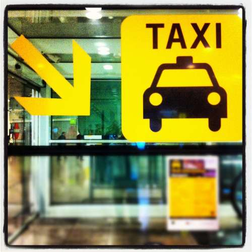 Barcelona Taxi Airport