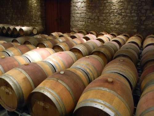 Barrel Wine Barrel Winery Wine