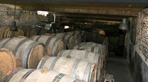 Barrel Old Spirit Calvados Cellar Oak