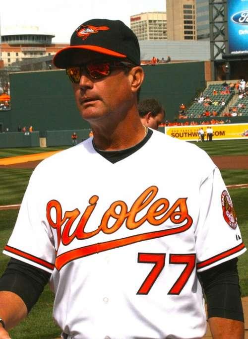 Baseball Stadium Sports Baltimore Orioles Coach