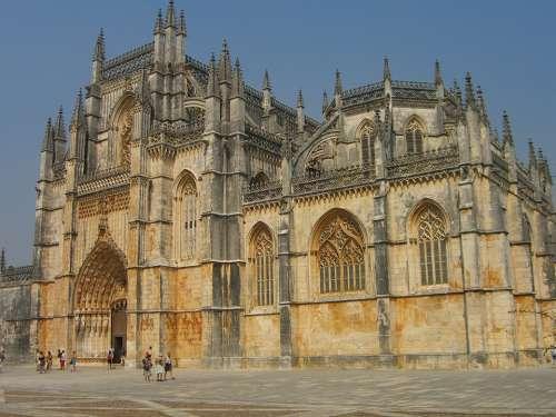 Batalha Portugal Monastery