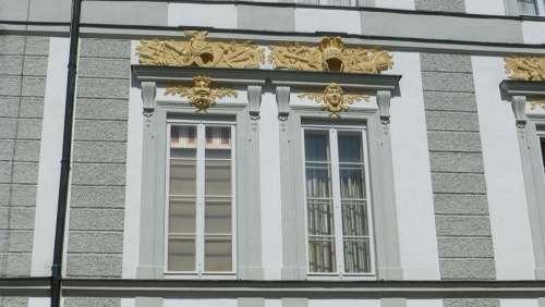 Bavaria Castle Nymphenburg Munich Window