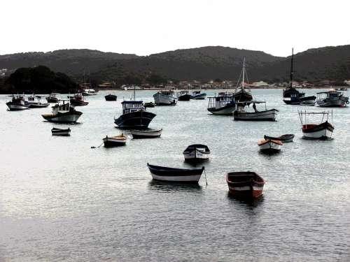 Bay Boat Costa Water Beach Pier Boats Mar