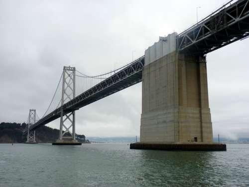 Bay Bridge San Francisco Oakland Bay Bridge