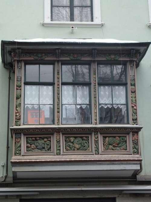 Bay Window Houses Live Architecture St Gallen