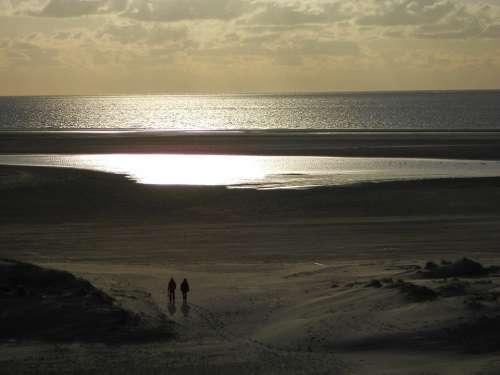 Beach Island Amrum