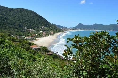 Beach Mar Brazil