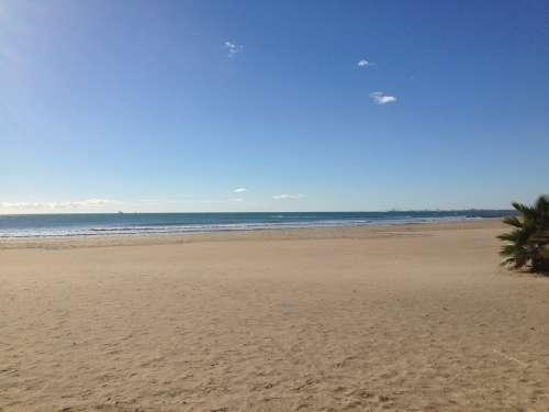Beach Sea Landscape