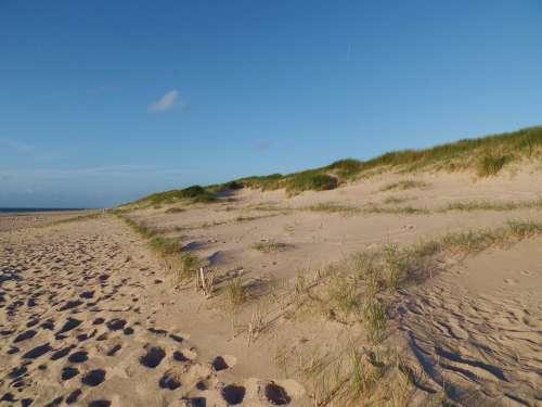 Beach North Sea Sylt Coast Vacations Sea