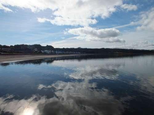 Beach Sea Sky Scotland North Scotland Water