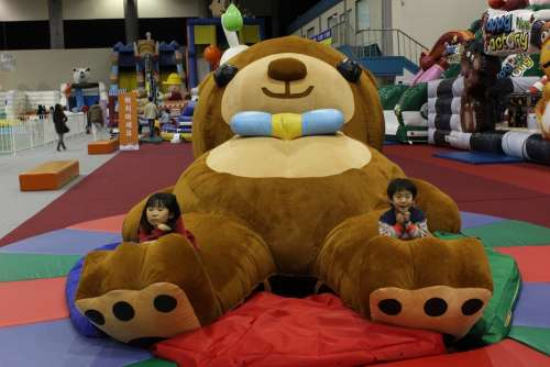 Bear The Largest Bear In The World Teddy Bear Doll