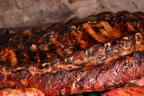 Beef Meat Argentina Beef Barbecue Grilled Angus