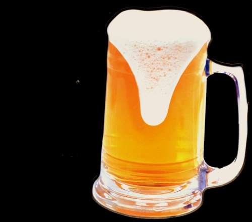 Beer Mug Beer Mug Glass Alcohol Brew