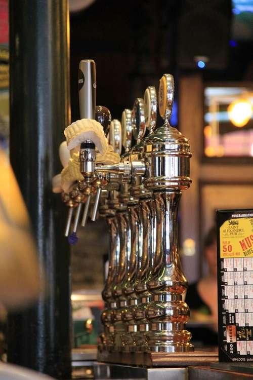 Beer Beer Tap Glitter