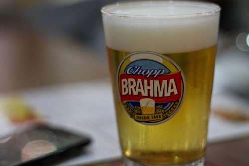 Beer Brahma Refreshing Cold Happy Hour Alcohol
