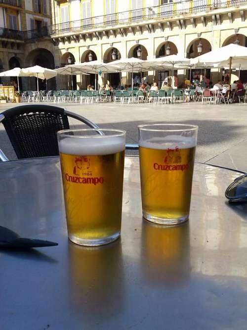 Beer Pamplona Navarre
